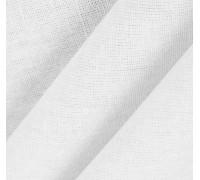 Ткань поплин однотонный цвет - белый