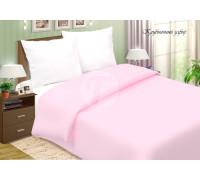Ткань поплин однотонный цвет - розовый