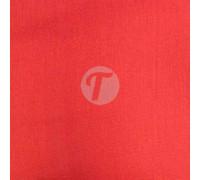 Ситец однотонный 80см, пл.65гр,красный