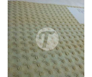 Вафельное полотно для халатов Премиум 150см - 240гр арт.804 - бежевый