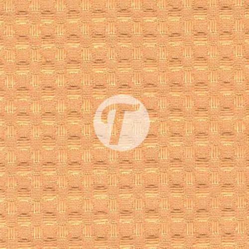 Вафельное полотно для халатов Премиум 150см - 240гр арт.20 - персик